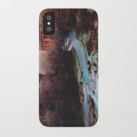 river iPhone & iPod Cases featuring Havasu Canyon Creek by Kevin Russ