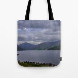 Wastwater English Lake District Tote Bag