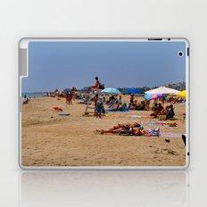 At the Beach Laptop & iPad Skin