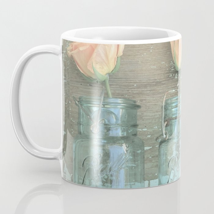 Rose Trio Coffee Mug