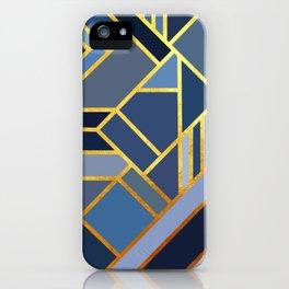 Art Deco Drops Of Jupiter iPhone Case