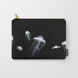 Awesome Wonderful Collection Majestic Deep Sea Jellyfish HD Carry-All Pouch