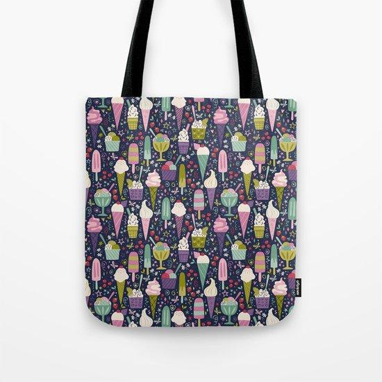Summer Delights (dark) Tote Bag