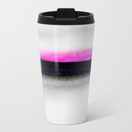 No Sense Metal Travel Mug
