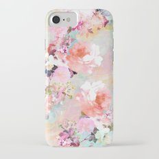 Love of a Flower iPhone 7 Slim Case