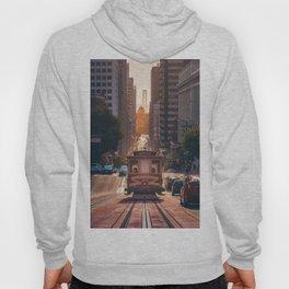 San Francisco Trolley (Color) Hoody