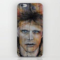 Marble Man iPhone & iPod Skin