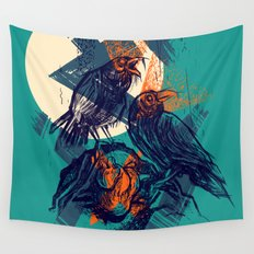 thieves Wall Tapestry