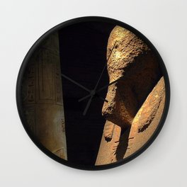 Ancient Memories Wall Clock