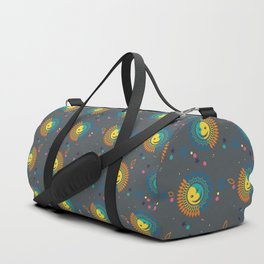 THE MOON AND THE SUN Duffle Bag