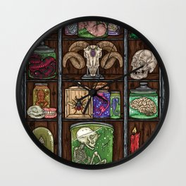 Oddities Wall Clock