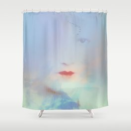 Liberate your Dreams Shower Curtain