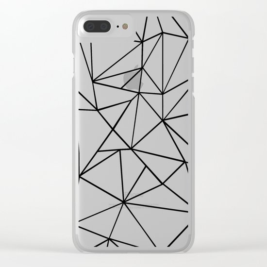 Ab Out 2 Clear iPhone Case