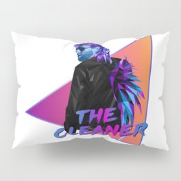 Kenny Omega polygonal Pillow Sham