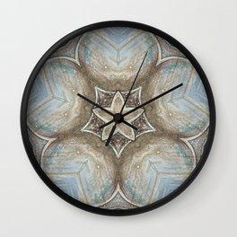 Air Pentacle Wall Clock