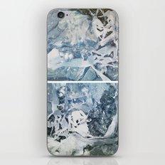 crystaux iPhone & iPod Skin