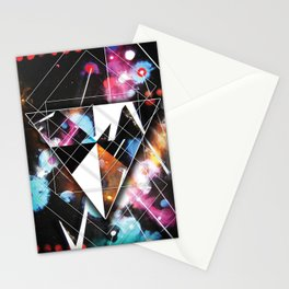 Graffiti Collages Stationery Cards