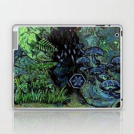 Dank, Dark Regions Laptop & iPad Skin