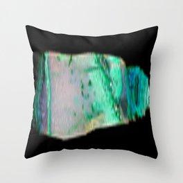 Chrysocolla Throw Pillow