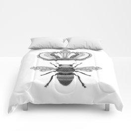 Queen Bee Harmony Comforters