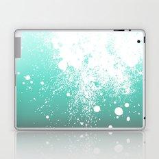 Splattered Ombre Laptop & iPad Skin