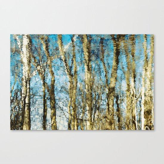 winter impressions Canvas Print