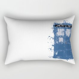 T.A.R.D.I.S. Rectangular Pillow