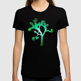 Joshua Tree Verdant by CREYES T-shirt
