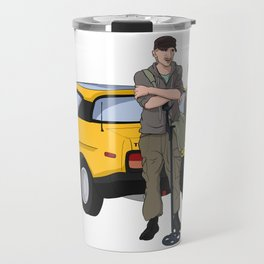 Detectorists - Lance & Andy - DMDC Travel Mug