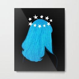 A Crown of Stars Metal Print