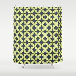 Ornaments Pattern Shower Curtain