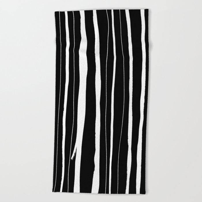 Vertical Living Beach Towel