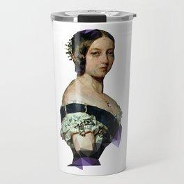 Queen Vicky Travel Mug