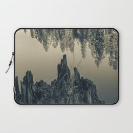 Pine Trees 4 Laptop Sleeve