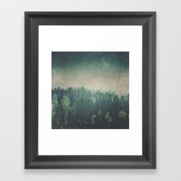 Dark Square Vol. 2 Framed Art Print