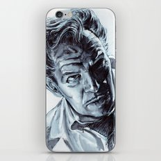 Ladies and gentlemen, please do not panic! But SCREAM! Scream for your lives! iPhone Skin