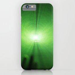 abduction (1) iPhone Case
