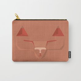 Geo Cat Carry-All Pouch