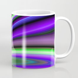 Abstract Fractal Colorways 01PL Coffee Mug