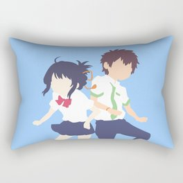 Your Name Rectangular Pillow
