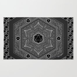 August Mandala 2018 Rug