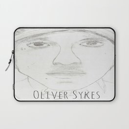 Oliver Sykes Sketch Laptop Sleeve