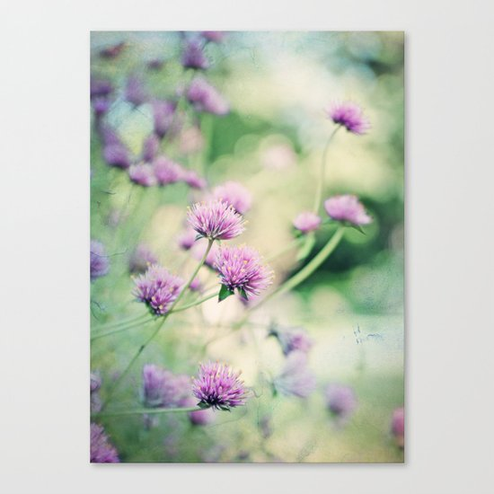 Supplicant Canvas Print