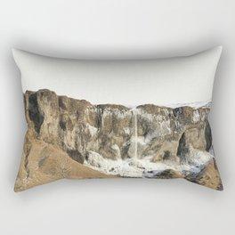 Someone's Back Yard II Rectangular Pillow