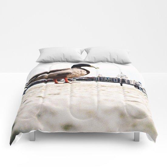 duckzilla Comforters