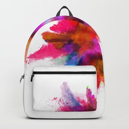 Colorful explosion Backpack