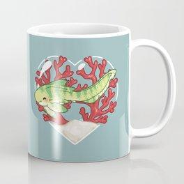 MUNCH the Zebra Shark Coffee Mug