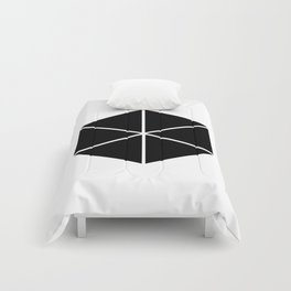 Triangle Cube Comforters