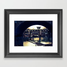 Passages  Framed Art Print