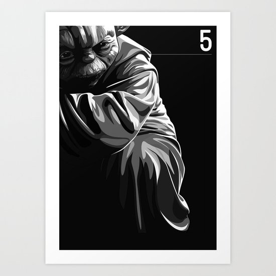 Episode 5 Art Print